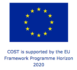 COST is supported by the EU Framework Programmer Horizon 2020